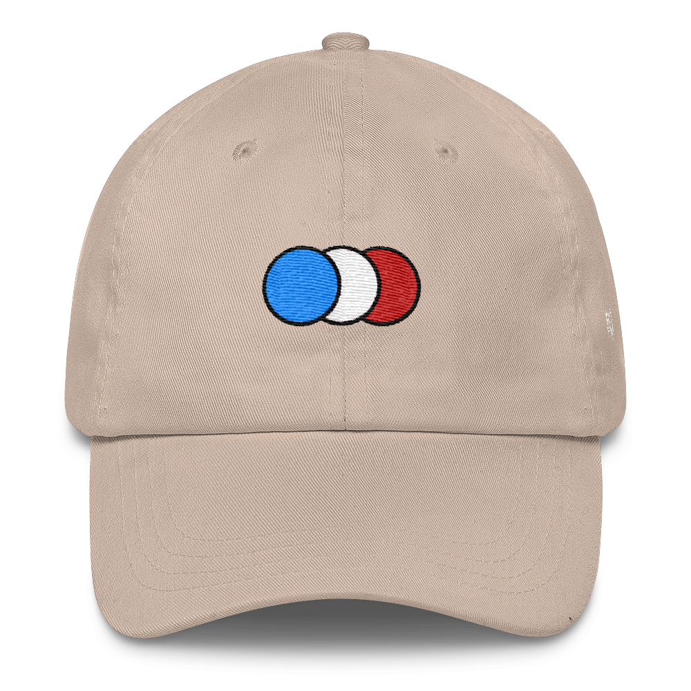 Image of Tan 6 panel cap