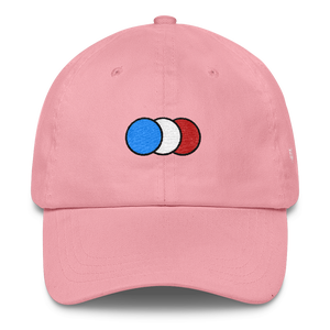 Image of Pink six panel cap