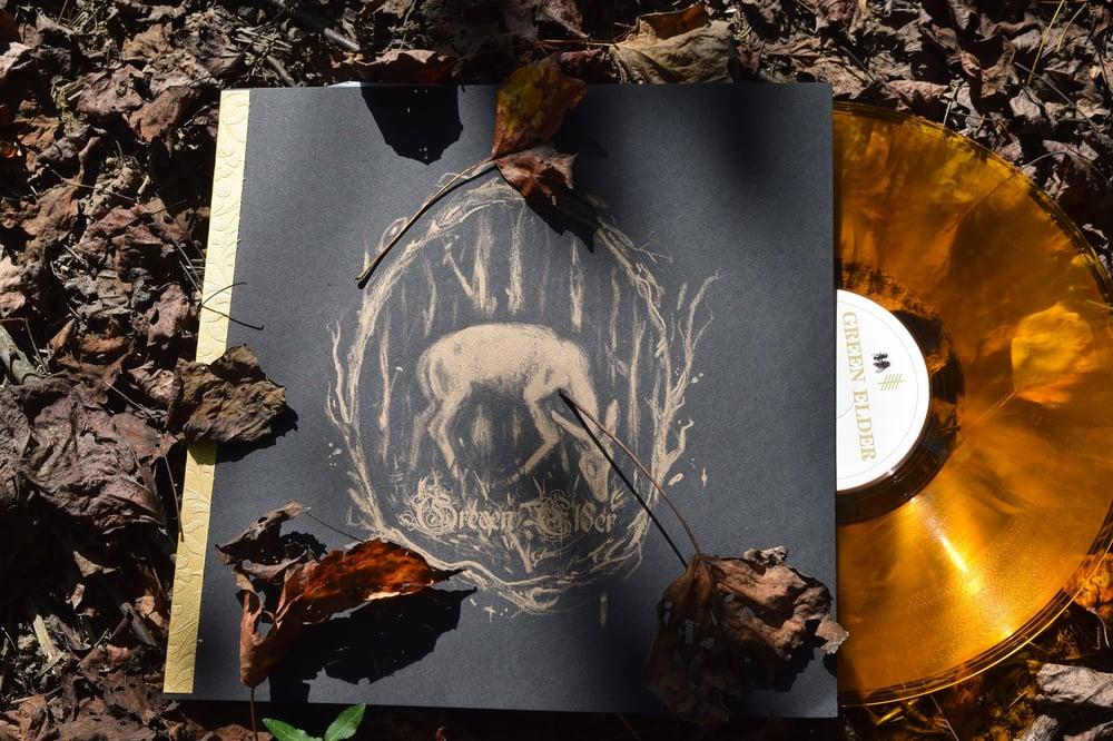Image of Elder Green - Litterfall LP (autumn equinox)