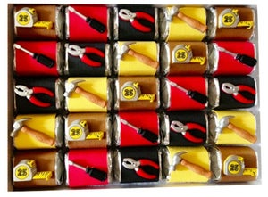 Image of Tool Time Petite Jewel Box Chocolate Nuggets