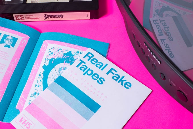 Image of Real Fake Tapes