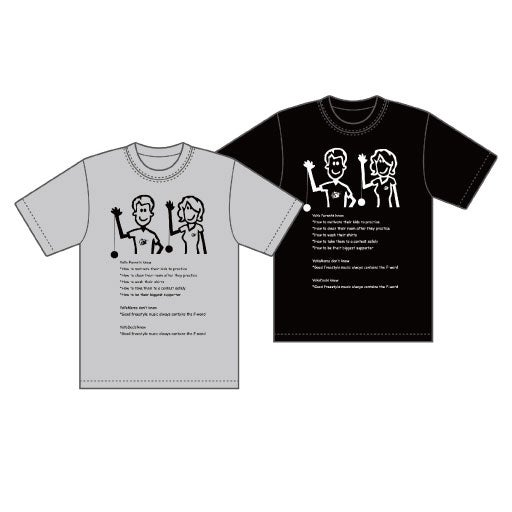 "Image of ""PARENTS"" Tee"