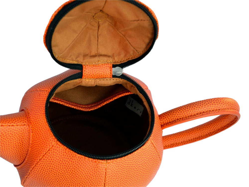 Image of *Limited Edition* Basketball Teapot Clutch