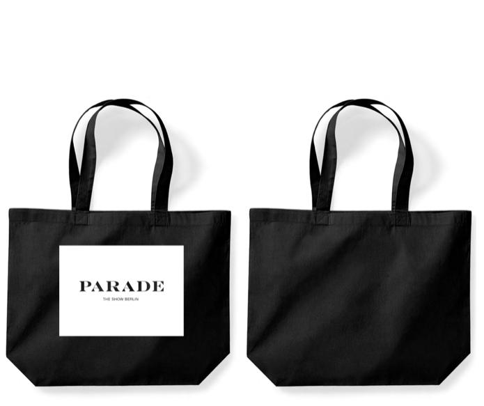 Image of PARADE Maxi Cotton Bag