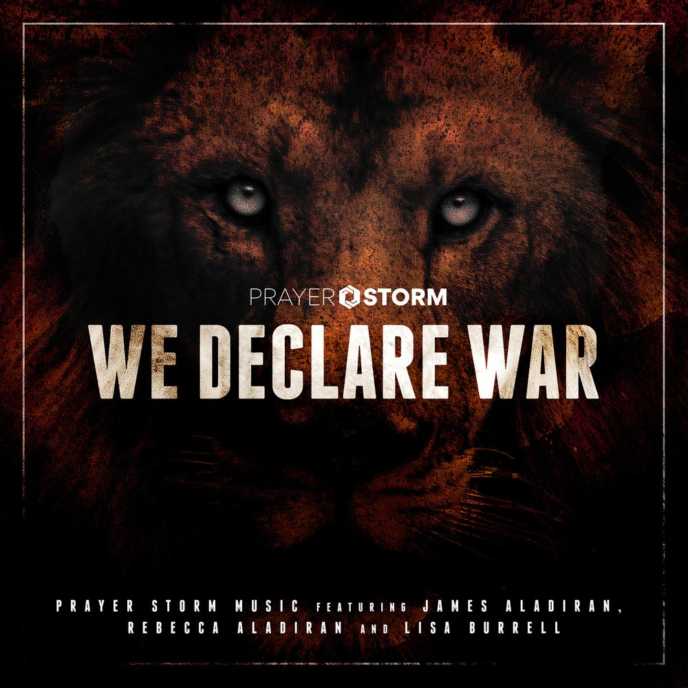Image of We Declare War (Audio CD Hard Copy)