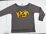 Image of PGH Off Shoulder Raglan