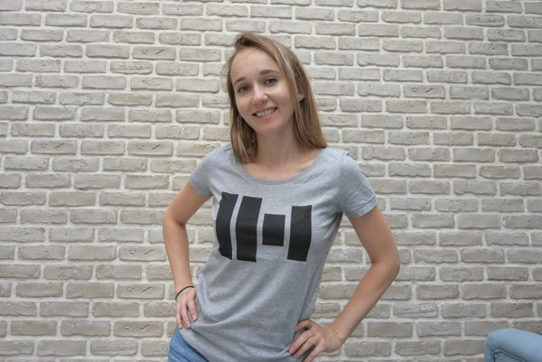 Image of T-Shirt Gris