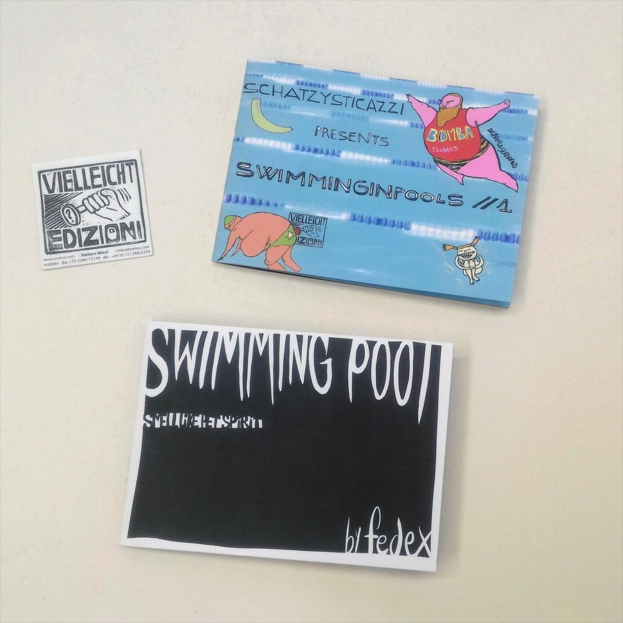 Image of SWIMMINGPOOLS #1
