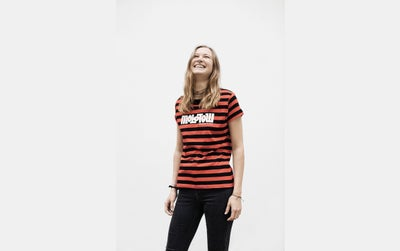 Image of Logo Shirt Stripes