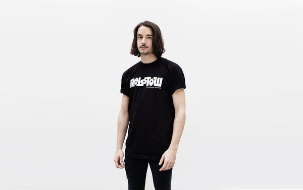 Image of Logo Shirt Black