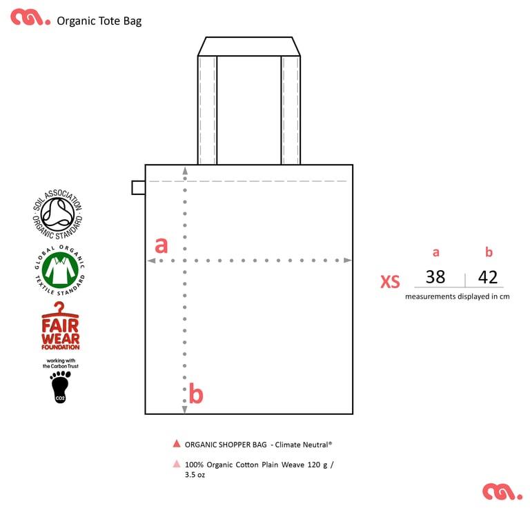 Image of VajApple Tote Shopping Bag