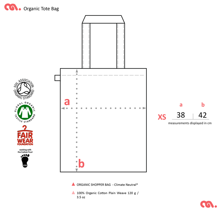 VajApple Tote Shopping Bag