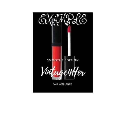 Image of  838 Tangelo Liquid Velvet Lipstick ♥
