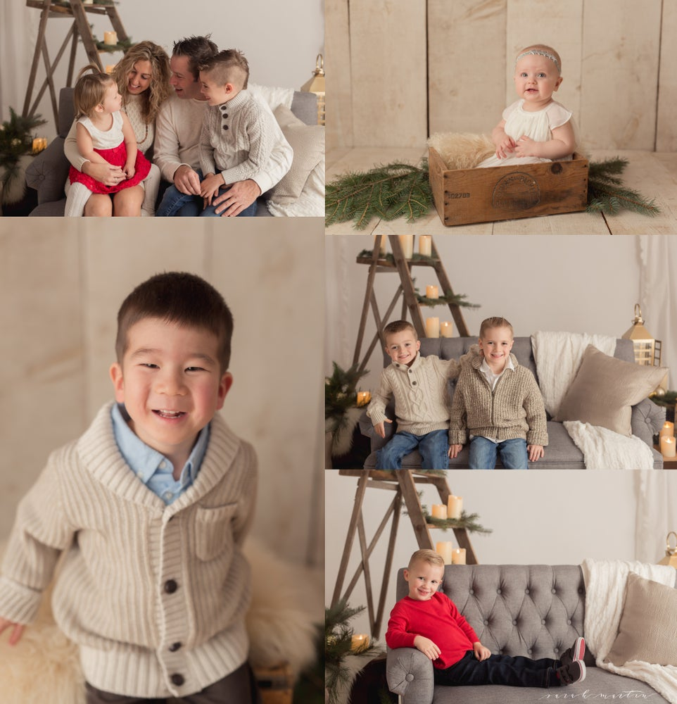 Image of 2019 Holiday Mini Sessions - Retainer