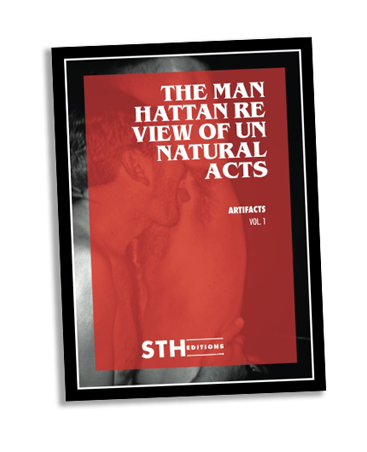 Image of The Manhattan Review of Unnatural Acts: Artifacts Vol. 1