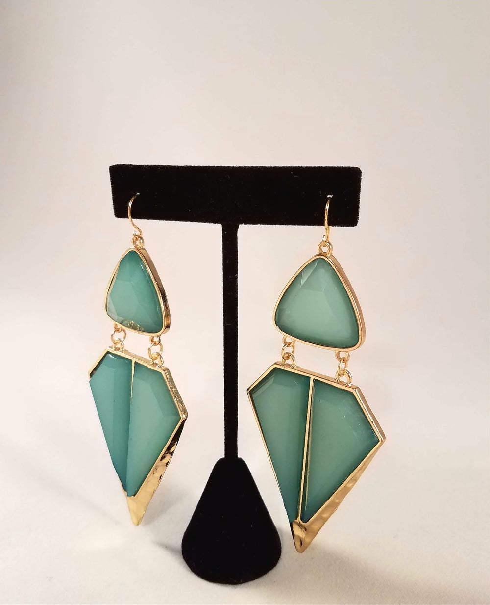 Image of Jade Earrings