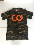 Image of CG camo/orange Tshirt