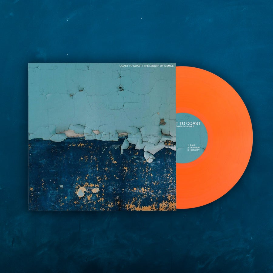 """Image of The Length of a Smile EP - VINYL 12"""""""