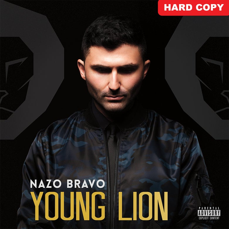 Image of Young Lion - Hard Copy