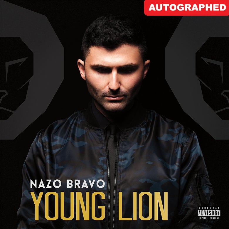 Image of Young Lion - Autographed Hard Copy