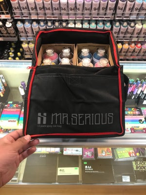 Mr. Serious Can Bags