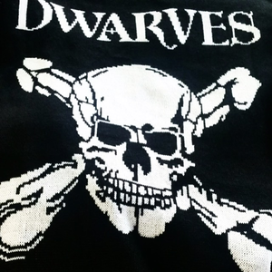 Image of The Dwarves Ugly Christmas Sweater (Official)