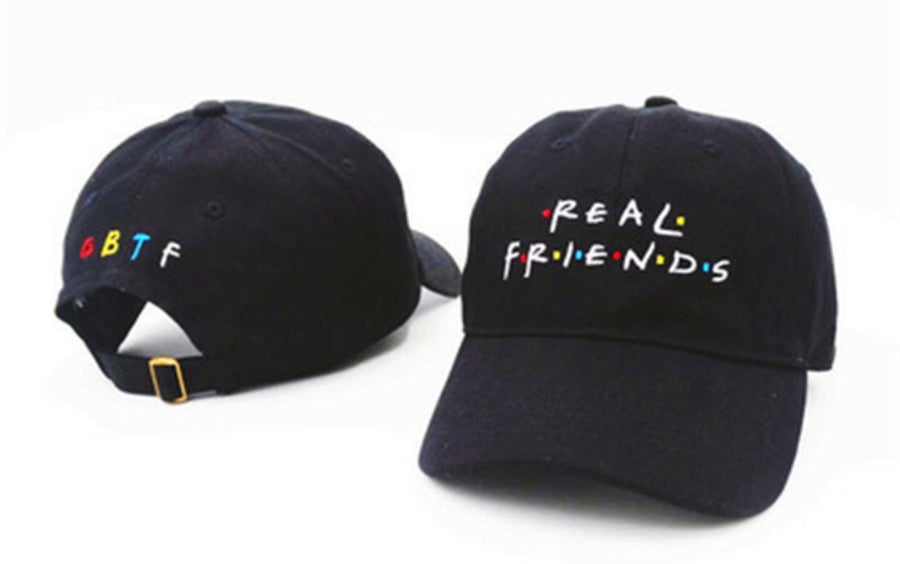 Image of Dad Hat Real Friends