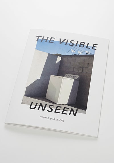 "Image of JB. Paper #11 — Tobias Bärmann ""The Visible Unseen""  —  SALE!"