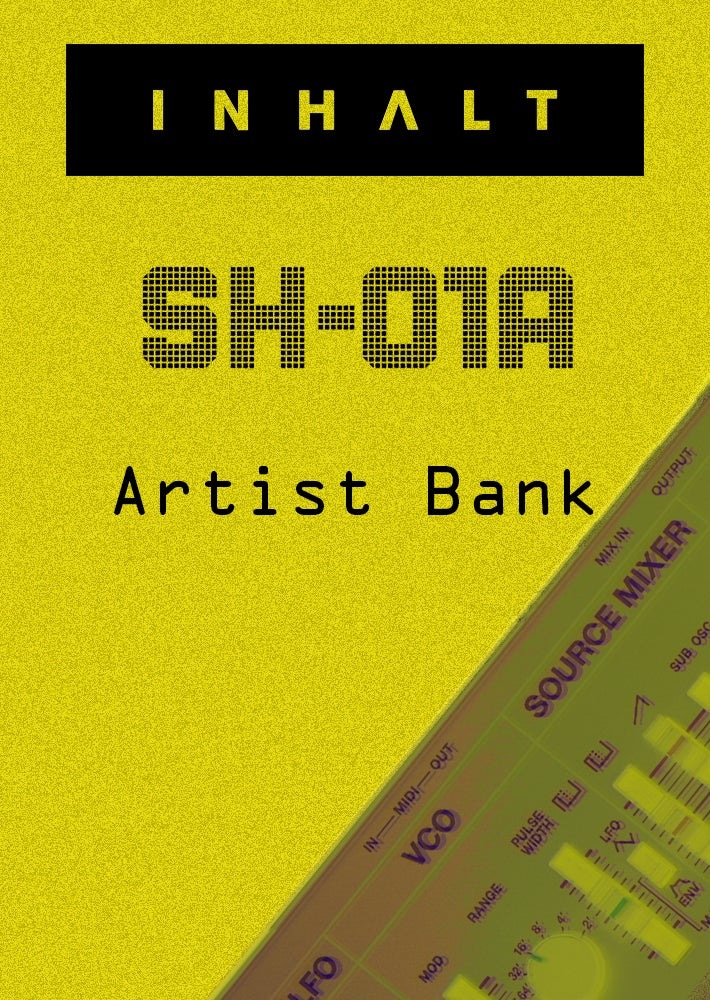 Image of INHALT Roland SH-01a Artist Bank