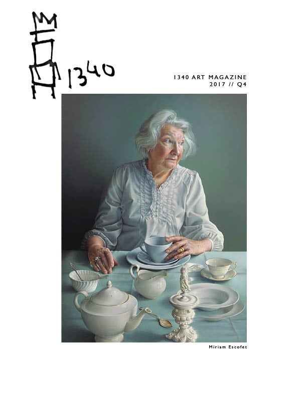 Image of 1340ART Magazine (Q4 2017)