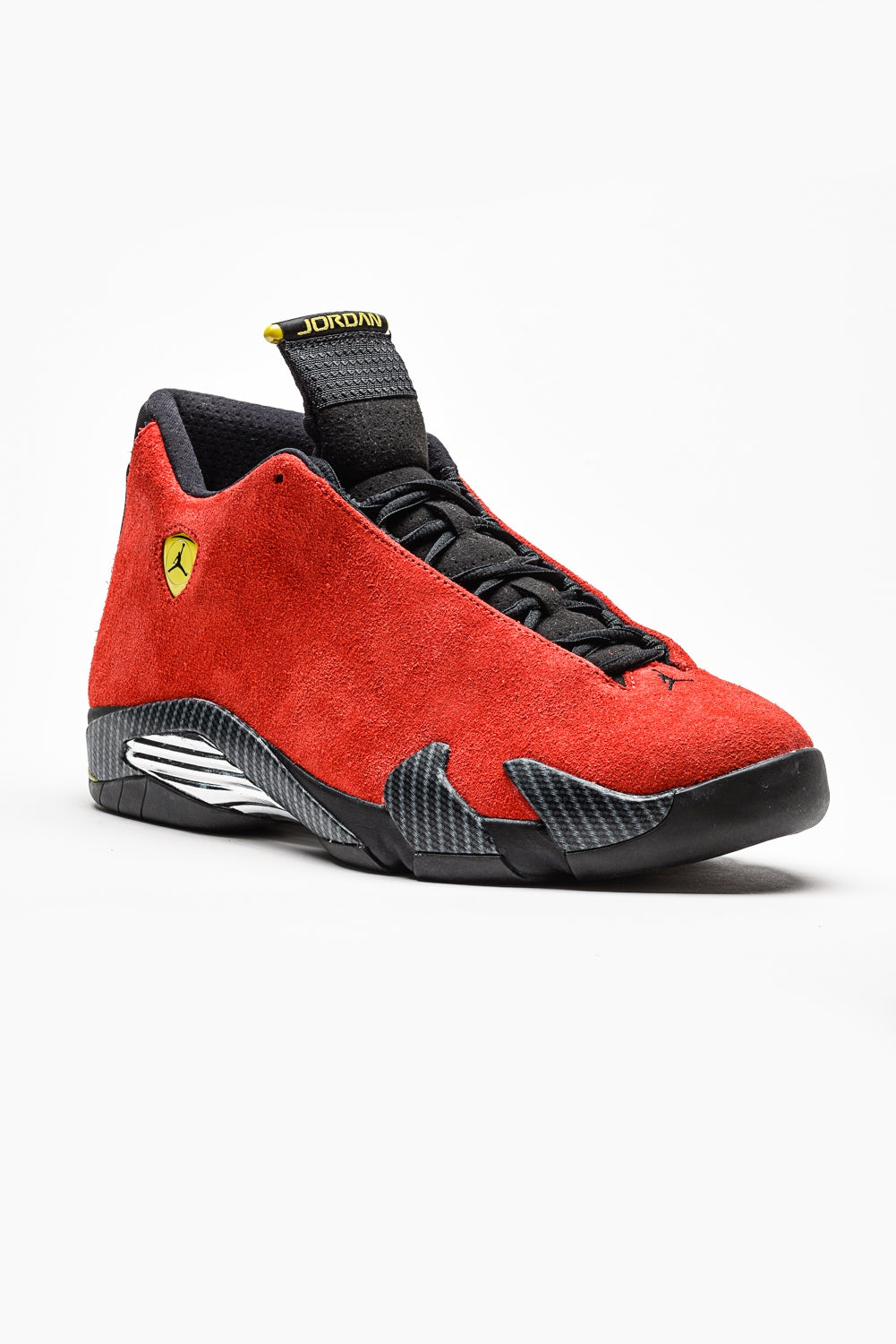 check out aa865 009e5 Image of Air Jordan 14 Retro - Ferrari