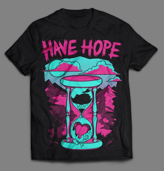 Image of Have Hope - Hourglass