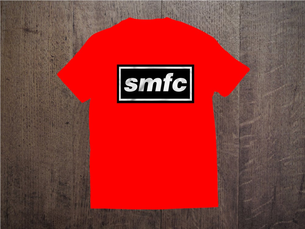 Image of St Mirren SMFC t-shirts. Brand New. Unofficial.