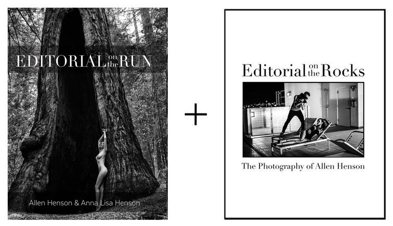 Image of Editorial on the Run + Editorial on the Rocks