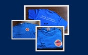 "Image of ""Thank a Veteran"" Logo t-shirt (royal blue)"