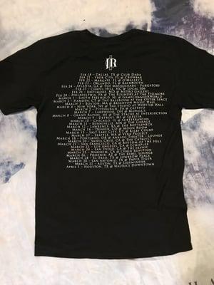 Image of Lit AF Tour JR/LH Split Tee