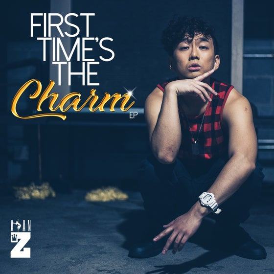 Image of Alan Z - First Time's The Charm