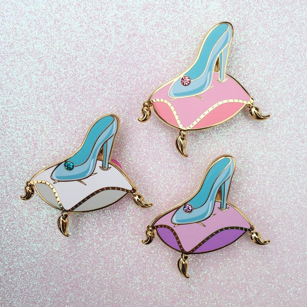 Image of Unicorn Crafts x Sour Attitude Club Magical Evening Slipper