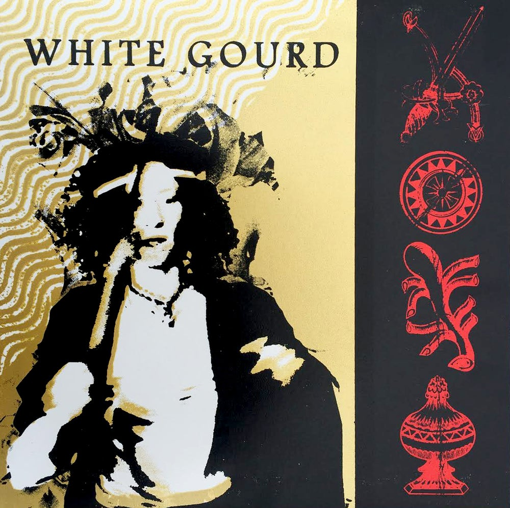 "Image of White Gourd 'Magician le Diable' 12"" LP"