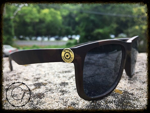 Image of Winchester 9mm Camouflage Unisex Sunglasses