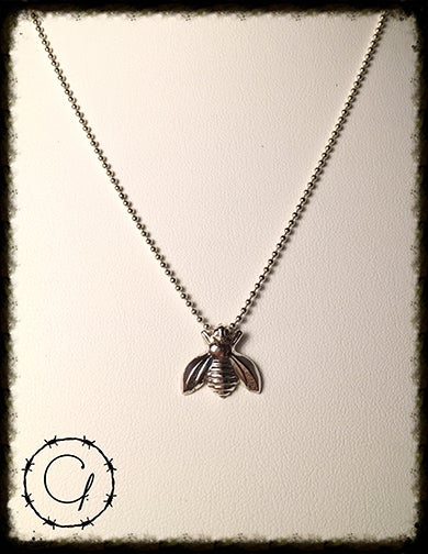 Image of Bee Necklace