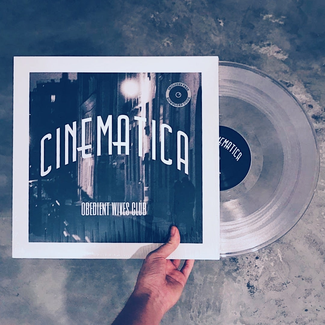 Image of Cinematica EP (Clear Vinyl)