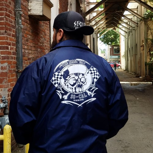 Image of NEW Alley Cat Windbreakers