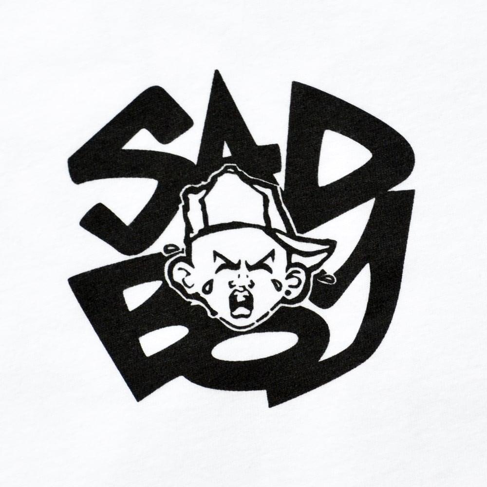 Image of Sad Boy (White)