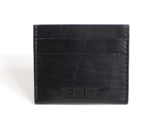 Image of Plus Card Case - Black Dublin