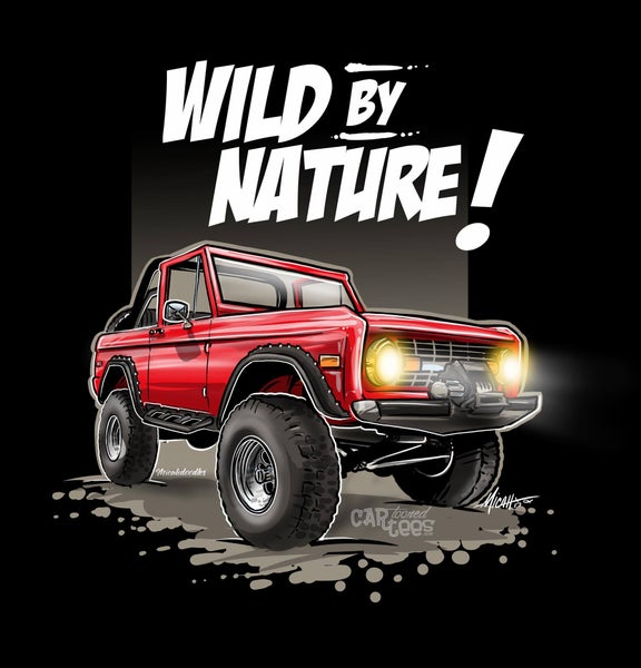 Image of Wild by Nature (red)