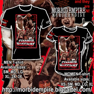 Image of CANNIBAL HOLOCAUST (1980) T-shirt