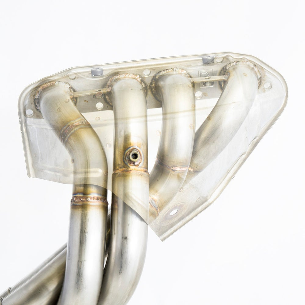 Image of Ballade Sports S2000 Sequential Tri-Y Header /Exhaust Manifold