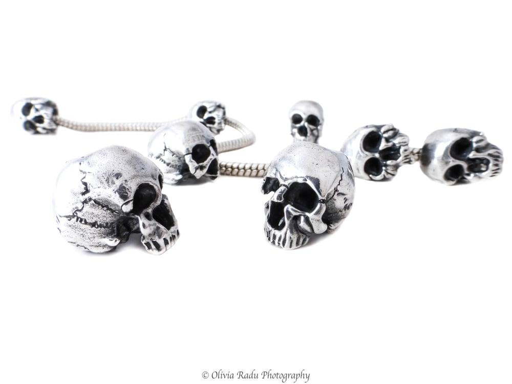 Image of Skull - Type 2 Zombie