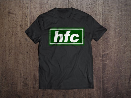 Image of Hibs, Hibernian, HFC, Football, Ultras, T-shirt, Various colours & sizes.